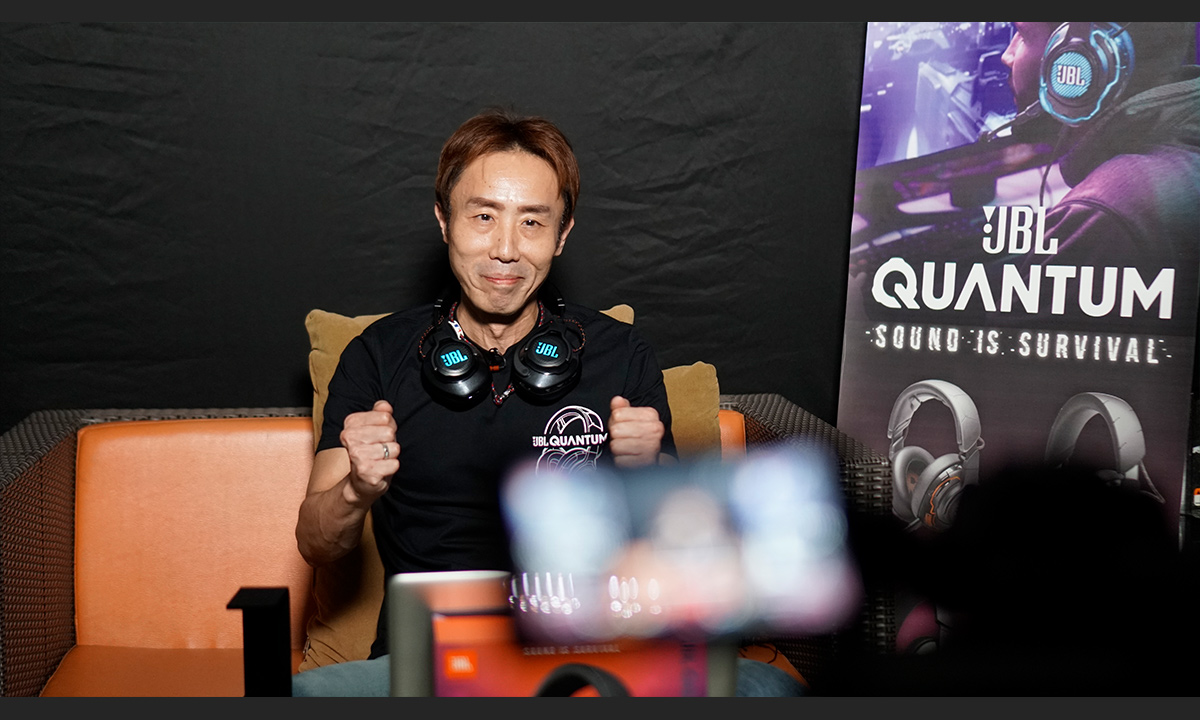 JBL Quantum Online Launching & Mini Tournament